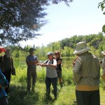 """Michigan Botanical Club Field Trip Reflections"" by Dana Wright"