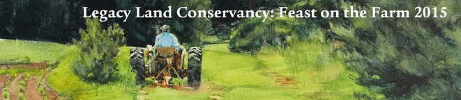 Legacy Land Conservancy Feast on the Farm, Dinner Event