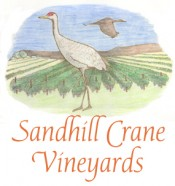 Sandhill Crave Vineyards logo