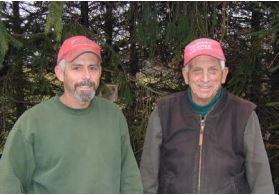 Renner's Corner, Tree Conservation, planting trees