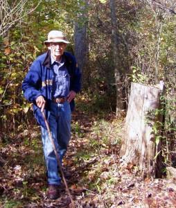 Reichert Nature Preserve, Dr. Rudy Reichert