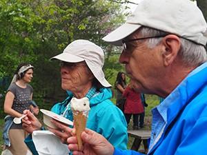 Reichert Nature Preserve, Legacy Land Conservancy, Reichert Opening
