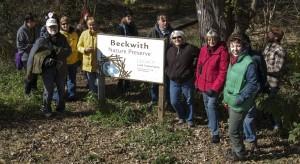 Beckwith Preserve Hike