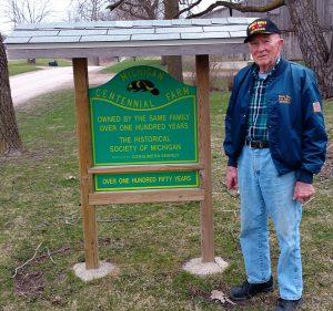 Sesquicentennial Farm Protected Forever Legacy Land Conservancy Ann Arbor Mi