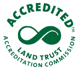 Accredited by the Land Trust Accreditation Commission