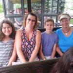 ann agler and family