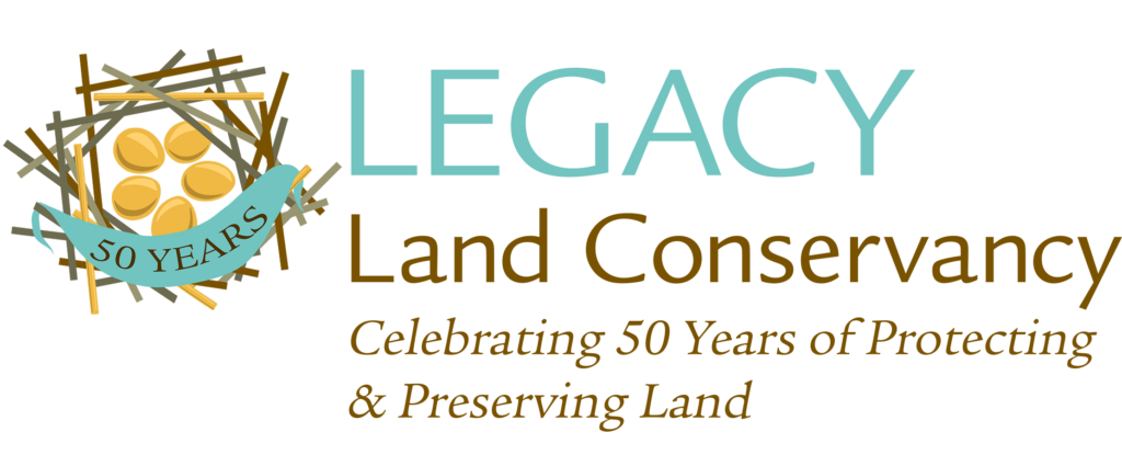 Legacy Land Conservancy - Celebrating 50 years of protecting & preserving land